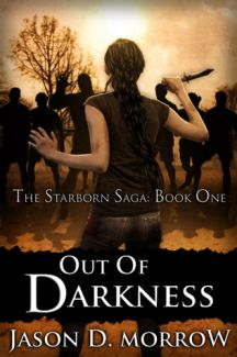Title: Out of Darkness Book Cover